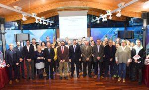 El Consell de l'Esport Universitari de Catalunya es reuneix al Museu Colet per analitzar els reptes del curs