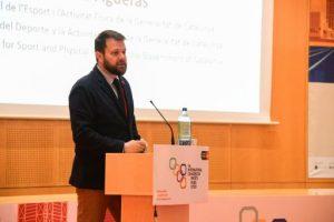 Arrenca a l'INEFC Barcelona el 1r Congrés Internacional de l'Esport a les Grans Ciutats