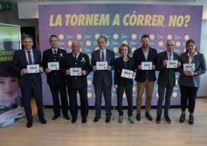 La 41a Cursa El Corte Inglés més paritària retoca la meta per millorar l'arribada dels participants