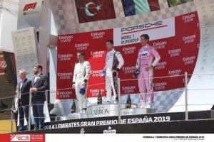 Lewis Hamilton encadena la tercera victòria consecutiva al Circuit de Barcelona-Catalunya