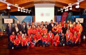 Felicitem els esportistes catalans per la seva brillant participació en els Jocs Mundials Special Olympics d'Abu Dhabi