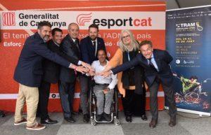 Torna el TRAM Barcelona Open, el 3r Torneig Internacional de Tennis en cadira de rodes, amb 40 participants de 15 països