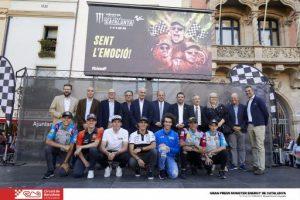 Presentat a Granollers el Gran Premi Monster Energy de Catalunya de MotoGP 2019