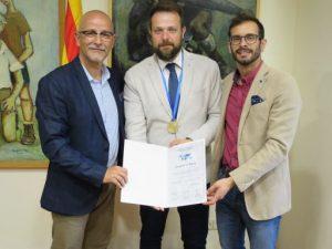 La Federació Internacional d'Educació Física reconeix el suport de la Secretaria General de l'Esport i de l'Activitat Física en l'organització del 30è Congrés Mundial celebrat a Barcelona
