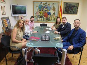 Reunió amb l'Agrupació Barça Jugadors
