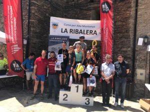 La 8a cursa per alta muntanya La Ribalera reuneix 300 participants a Tírvia