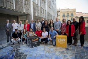 Presentats els World Roller Games 2019 de Barcelona, capital mundial dels roller sports