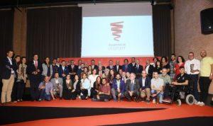 Lliurats els III Guardons de la Fundació Catalana per a l'Esport a 26 entitats amb projectes esportius i socials