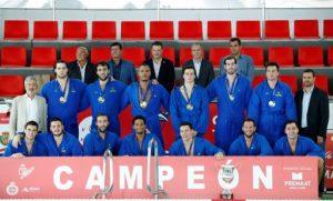 El Zodiac CN Atlètic-Barceloneta guanya per 15a vegada la Supercopa estatal de waterpolo masculina