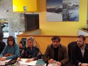 El Pallars Sobirà, primera comarca on el Govern desplegarà l'estratègia de dinamització socioeconòmica 'Un país d'oportunitats, un país viu'