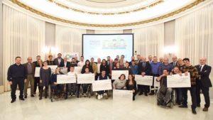 Lliurats els primers Premis Inclusius de l'Esport Català a 15 esportistes i entitats