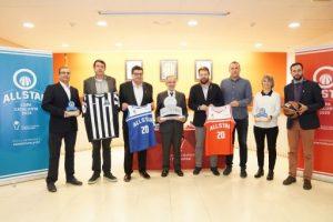 La Federació Catalana de Basquetbol presenta a Granollers l'ALLSTAR 2020 de Copa Catalunya