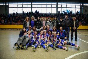 El CP Voltregà, en categoria femenina, i el Capellades HC, en la masculina, guanyen la Copa Generalitat d'hoquei sobre patins