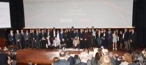 Ona Carbonell i els germans Márquez, protagonistes de la 23a Festa de l'Esport Català