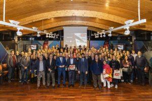 La Federació d'Entitats Excursionistes de Catalunya presenta al Museu Colet els actes de celebració del centenari