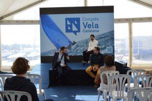 Més de 200 persones participen en el II Congrés de la Vela Catalana celebrat al Barcelona International Sailing Center de Sant Adrià de Besòs