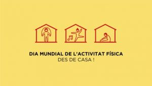 El Govern anima la ciutadania a celebrar des de casa el Dia Mundial de l'Activitat Física