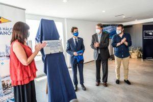 El Club Nàutic Vilanova inaugura el nou edifici social