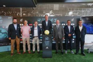 Tot a punt a Badalona per acollir la fase d'ascens a la Segona Divisió B de futbol