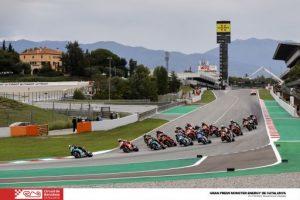 Fabio Quartararo, protagonista del Gran Premi Monster Energy de Catalunya al Circuit de Barcelona-Catalunya